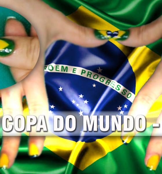 Unhas para Torcer na Copa do Mundo 2014 – Brasil