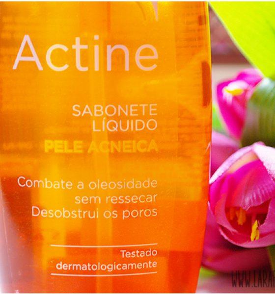 Sabonete para pele oleosa e acneica Actine da Darrow – Review