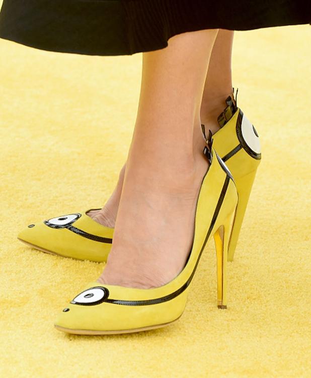 Sapato Minions 2