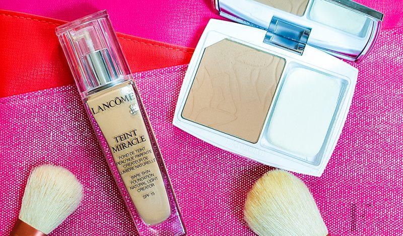 Quais maquiagens uso para preparar a pele.