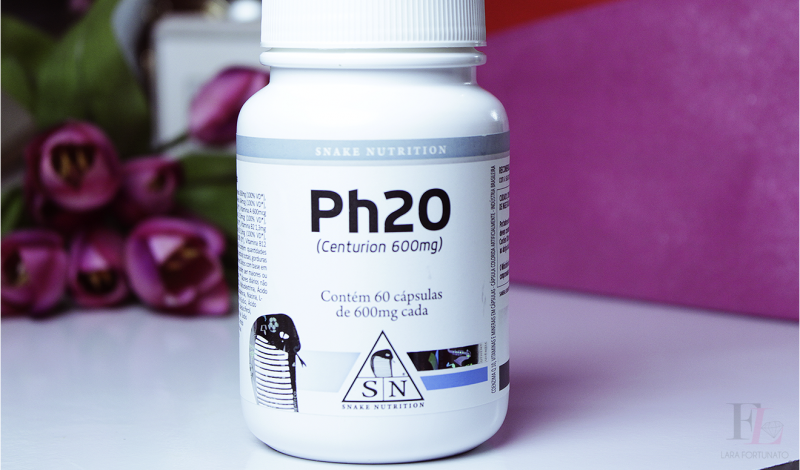 Suplemento PH 20 – Snake Nutrition