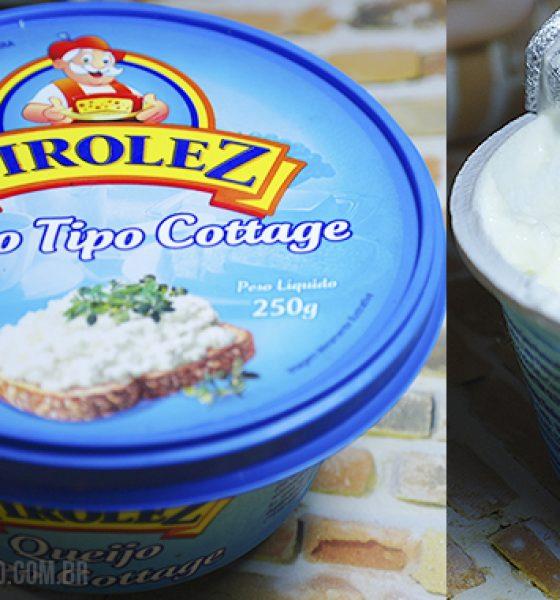 Queijo Cottage – o queijo magro com muitas proteínas
