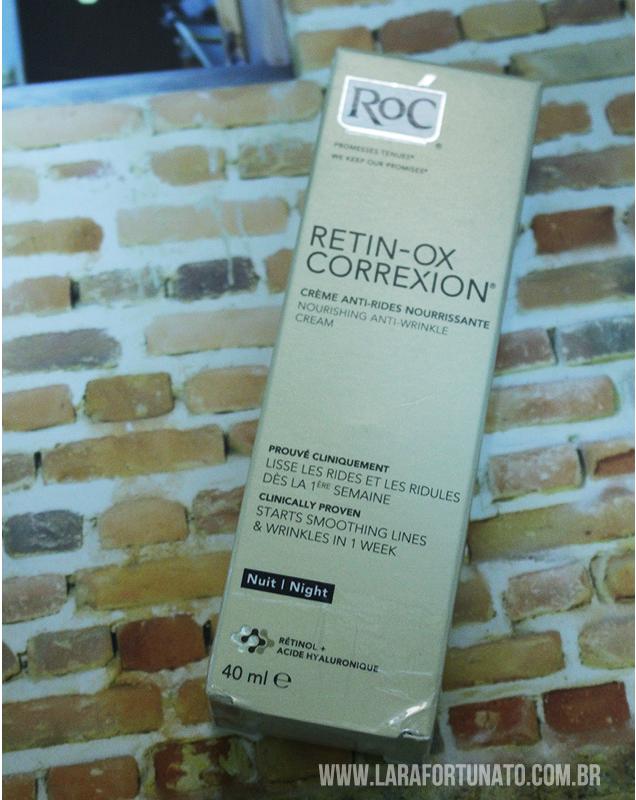 RETIN-OX CORREXION ROC LARA FORTUNATO