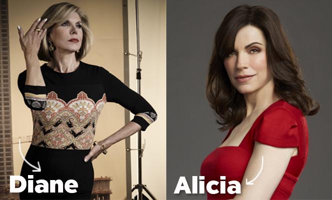 Diane e Alicia LF