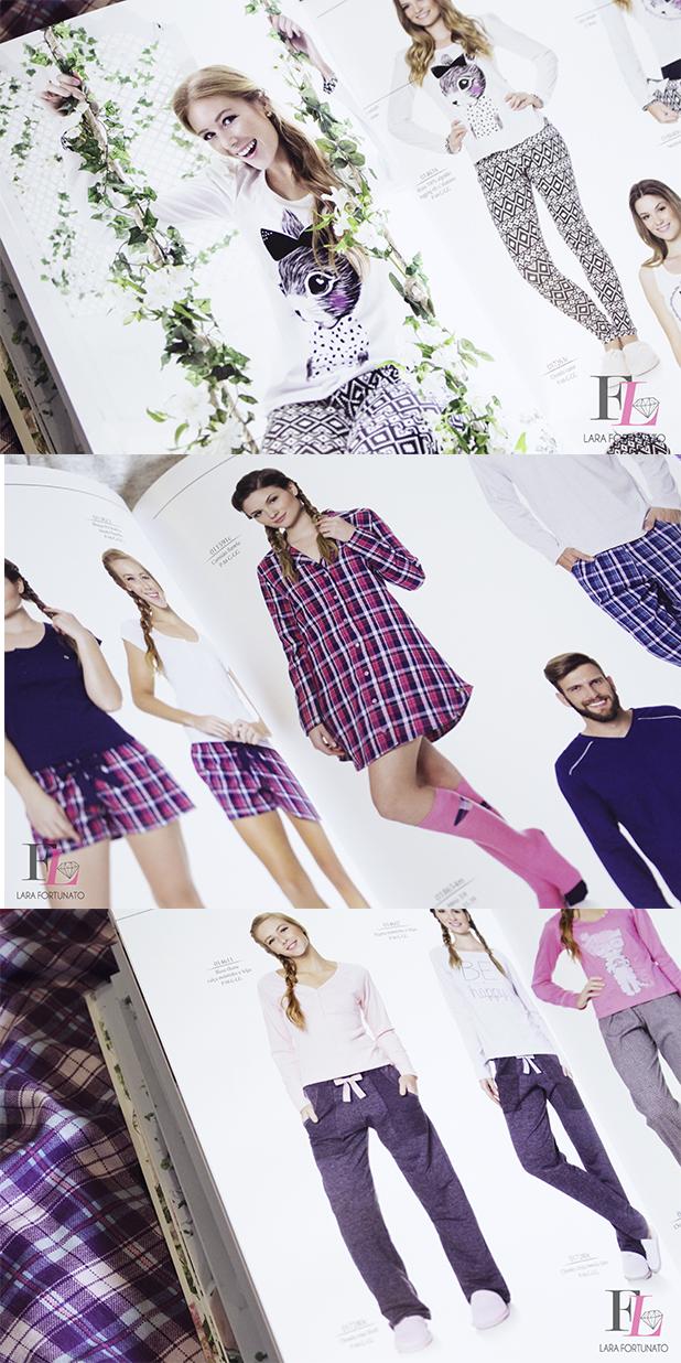 Pijama Mensageiro dos sonhos